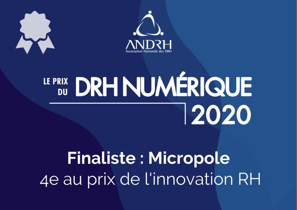 Prix Innovative Manager Micropole IMWT